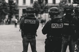 Cours à venir: les forces de police et de sécurité françaises